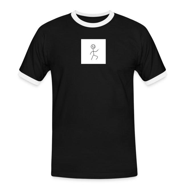 stick man t-shirt dance 1,0