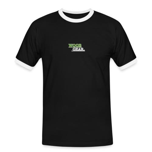 WG Logo - Men's Ringer Shirt