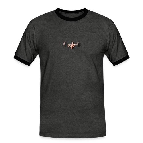 TEAM HALTERE - T-shirt contrasté Homme