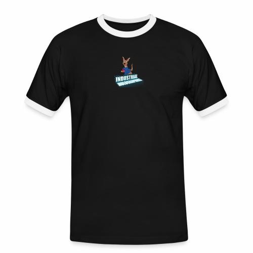 Holoroo Easter Adventures - Männer Kontrast-T-Shirt