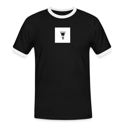 IMG_2074 - Maglietta Contrast da uomo
