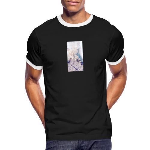cbbe77bace48f38f4b76a3517b0a33aa - Maglietta Contrast da uomo