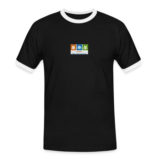 IMG 3596 - Herre kontrast-T-shirt