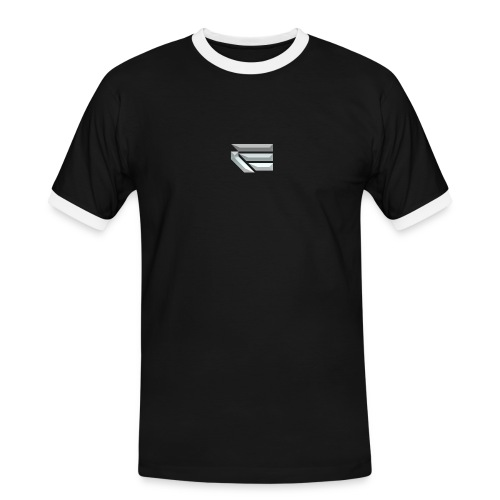 Edmondson's YouTube Logo - Men's Ringer Shirt
