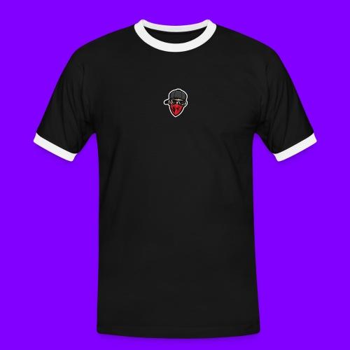 MKM TV's Logo - Men's Ringer Shirt
