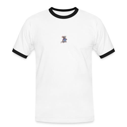 rotte - Herre kontrast-T-shirt