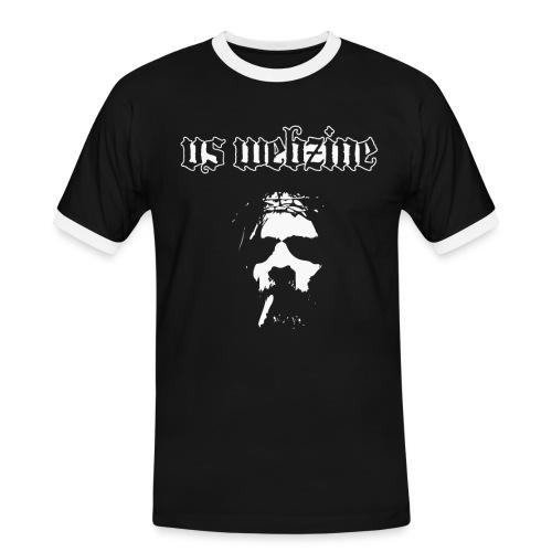 vs down - T-shirt contrasté Homme