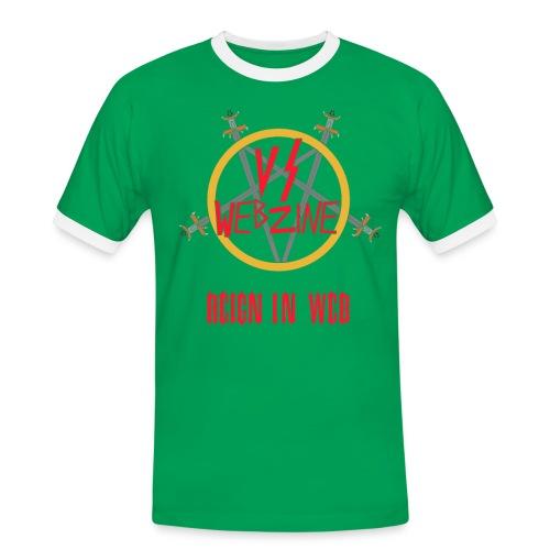 VS SLAYER - T-shirt contrasté Homme