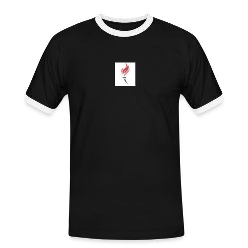 Torched Senkron - Men's Ringer Shirt