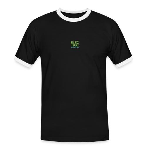 ELECTRIC INJECTION basic - Männer Kontrast-T-Shirt