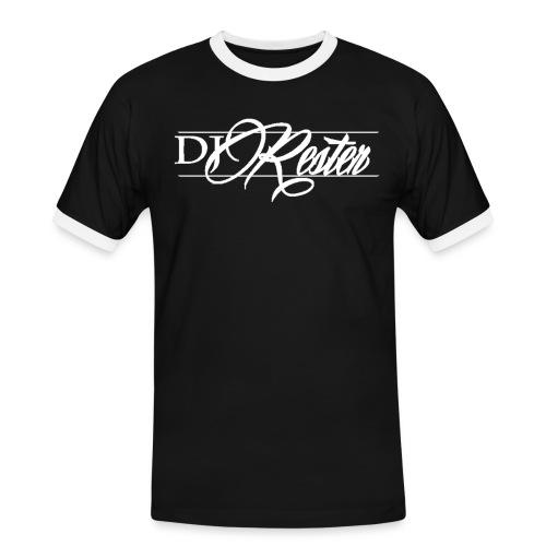 LOGO 4 - T-shirt contrasté Homme