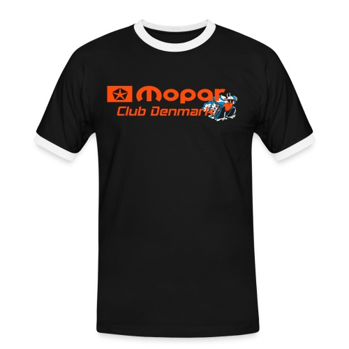 moparlogo3color - Men's Ringer Shirt