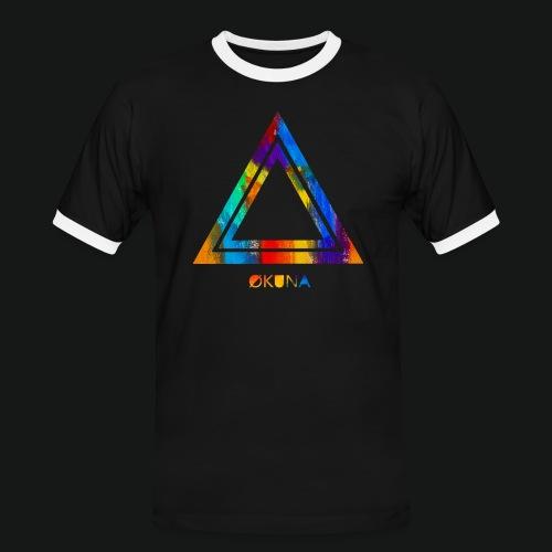 ØKUNA - Tee shirt logo - T-shirt contrasté Homme