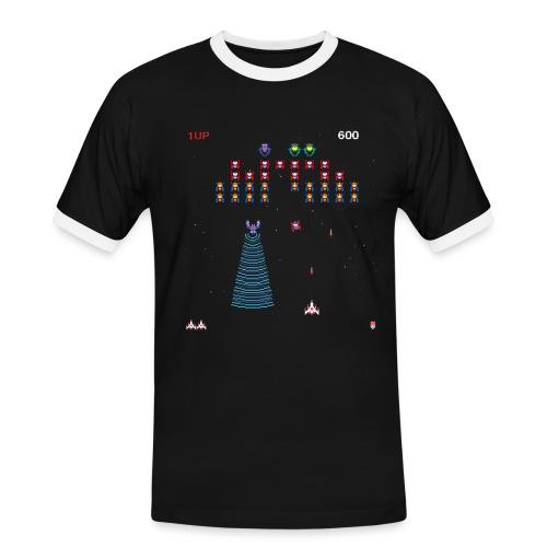 Galaga - Mannen contrastshirt