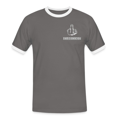 Logo Neu png - Männer Kontrast-T-Shirt