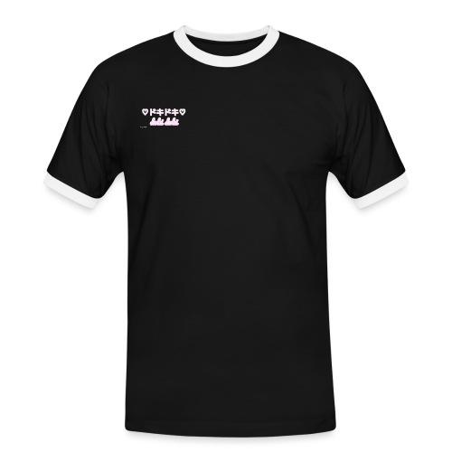 doki doki - Men's Ringer Shirt