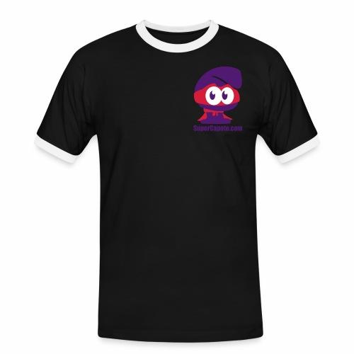 Supercapote - T-shirt contrasté Homme