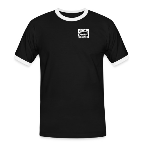 tshirtmk21 - T-shirt contrasté Homme