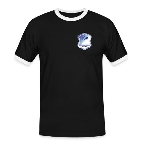 128x157 - Männer Kontrast-T-Shirt