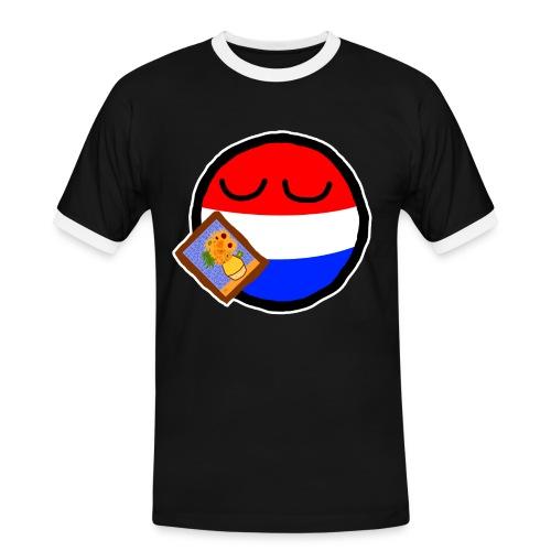 Netherlandsball - Men's Ringer Shirt