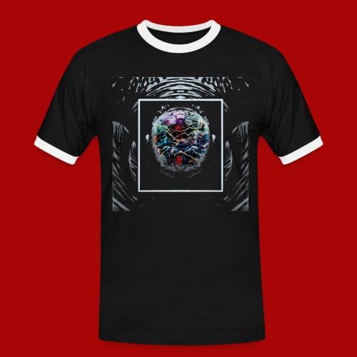 DR0WN - Men's Ringer Shirt