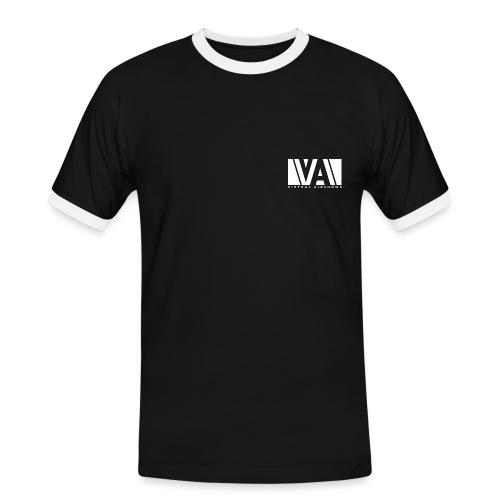 VA logo - Men's Ringer Shirt