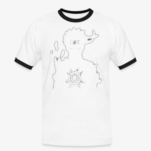 9 Tails Seal - Men's Ringer Shirt