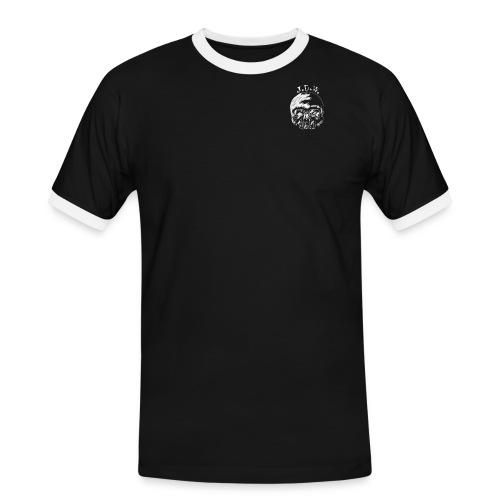 PicsArt_08-13-10 - Männer Kontrast-T-Shirt