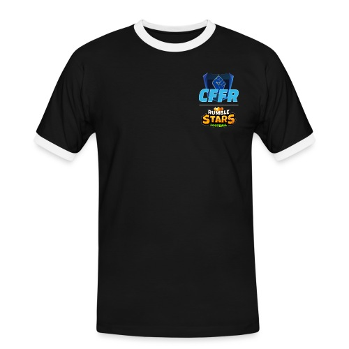 Critical ForceFR - Rumble Stars - T-shirt contrasté Homme