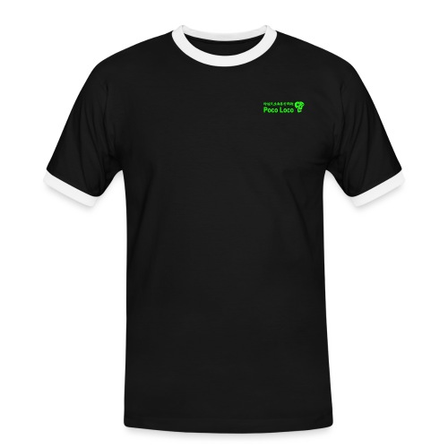 poco loco creations green - Men's Ringer Shirt