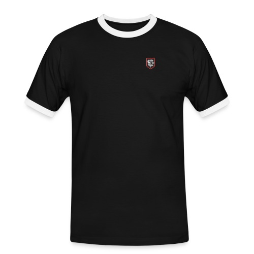 jm610 - T-shirt contrasté Homme