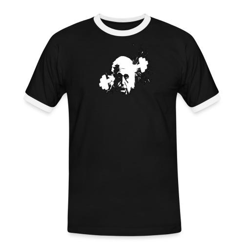 e=mc massive - Men's Ringer Shirt