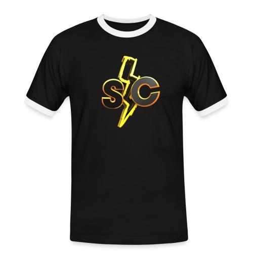SkyCatan Appereal! Limited edition dank! - Kontrast-T-skjorte for menn