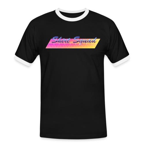80's Shirt Squad - Men's Ringer Shirt