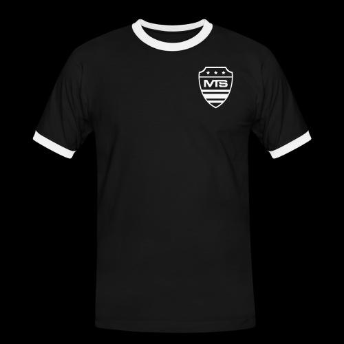 MTS92 BLASION - T-shirt contrasté Homme