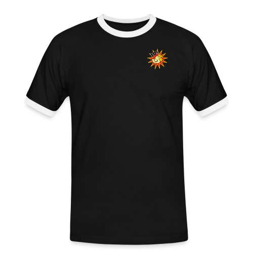 SD! Logo - Men's Ringer Shirt