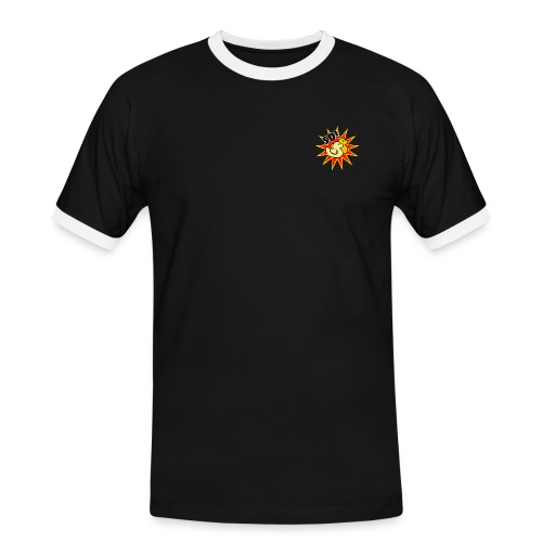 SD! Logo - Men's Ringer Shirt