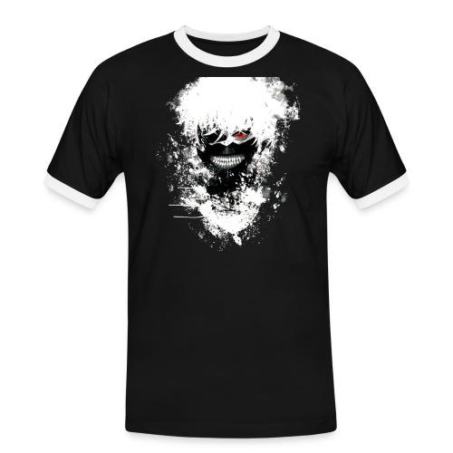 Tokyo Ghoul Kaneki - Men's Ringer Shirt