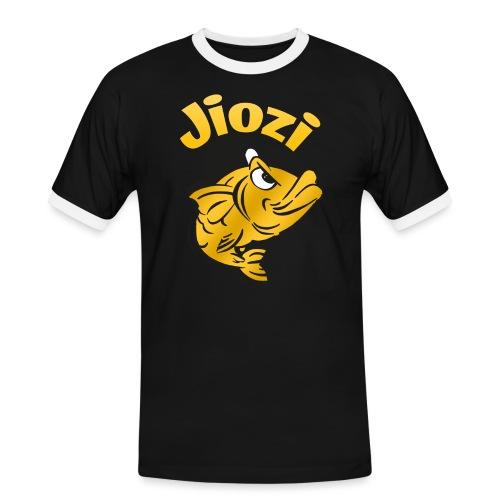 Jiozi Official Logo - Maglietta Contrast da uomo