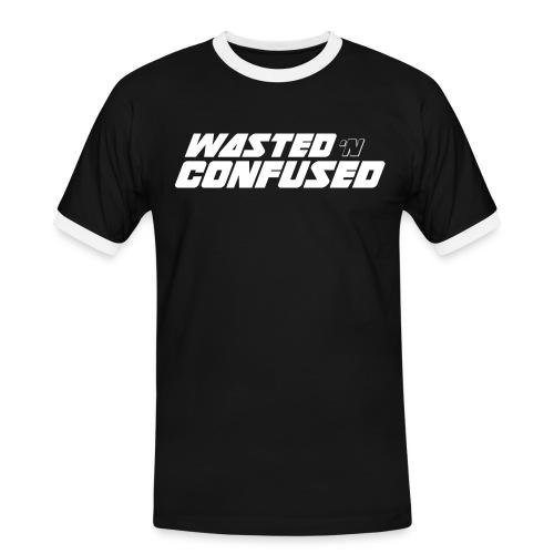 WNC OFFICIAL MERCHANDISE - Mannen contrastshirt