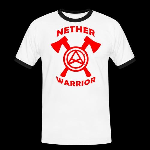 Nether Warrior T-shirt - Maglietta Contrast da uomo