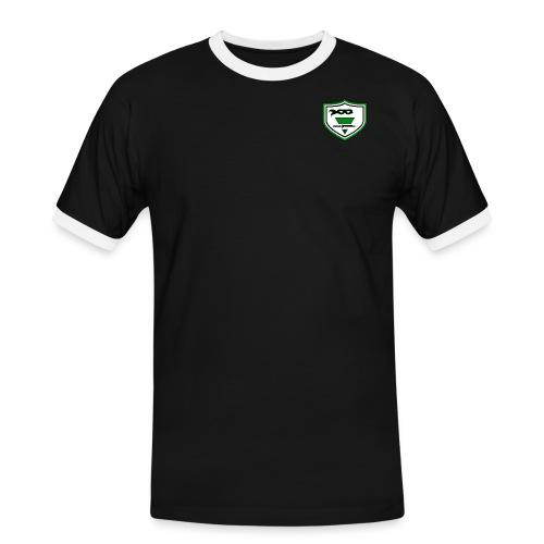 green modifié tol80 - T-shirt contrasté Homme