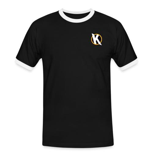 Standard Kyonam - Maglietta Contrast da uomo