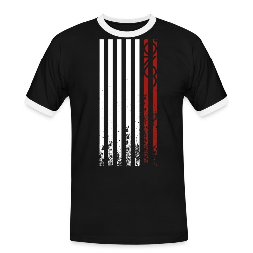 9763 JONO T Shirt 2c png - Men's Ringer Shirt