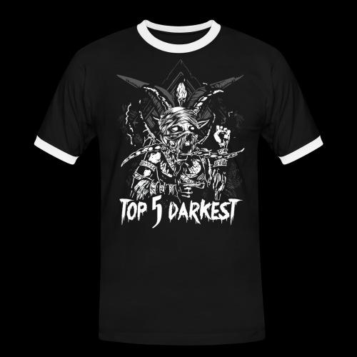 Top 5 Darkest - Men's Ringer Shirt