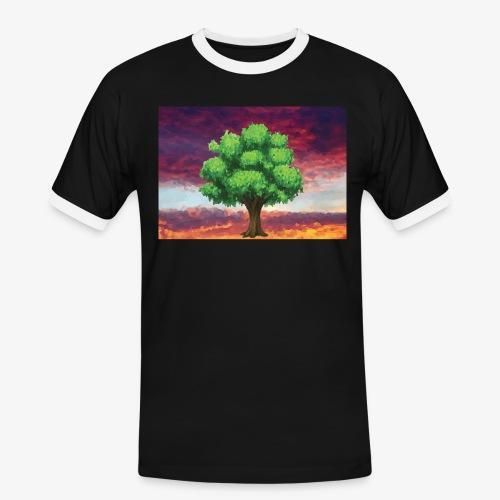 Tree in the Wasteland - Men's Ringer Shirt