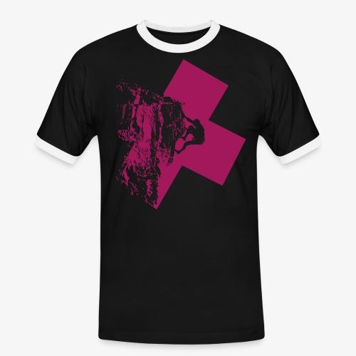 Climbing away - Men's Ringer Shirt