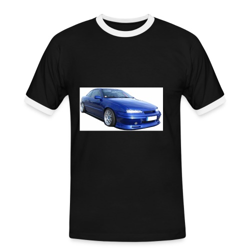 calibra tsw hockenheim c - Männer Kontrast-T-Shirt