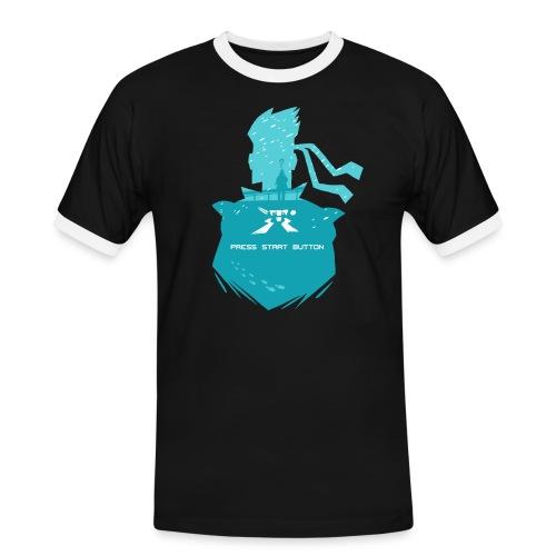 Shadow Moses - Men's Ringer Shirt