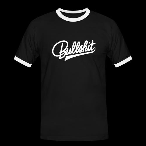 Bullshit - T-shirt contrasté Homme